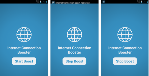 Boost Internet Speed on Android