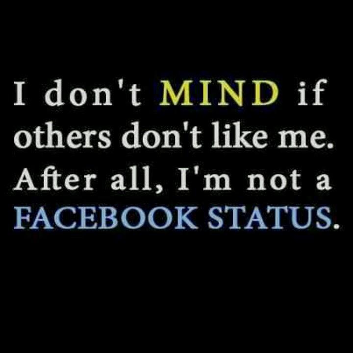 Facebook Status DP 1