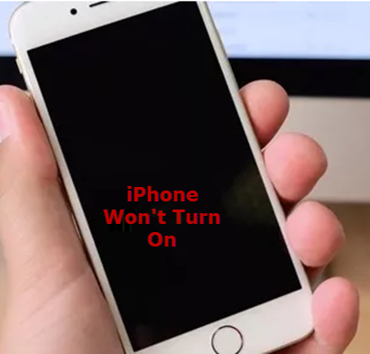 iPhone won't turning on How to fix it