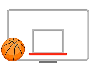FB Messenger Hidden Basket Ball Game