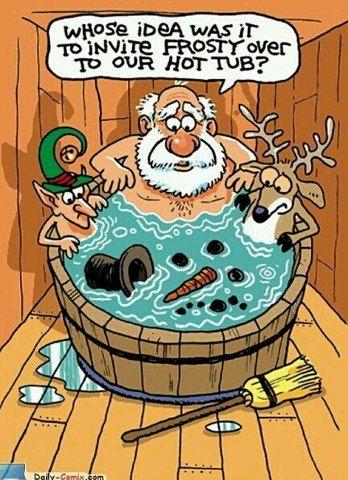 funny christmas dp 16