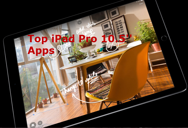 top ipad pro apps