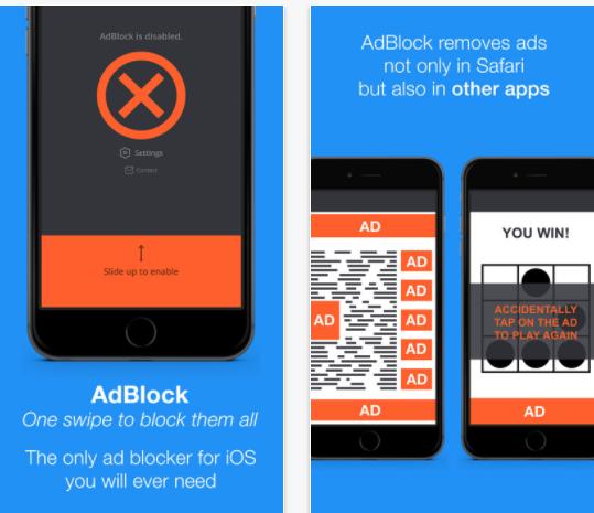 best ad-blockers for iphone.AdBlock