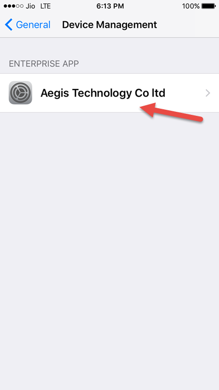 tap on Aegis Co Ltd