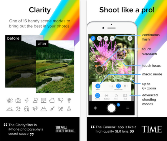 6 best iphone camera apps which you should try