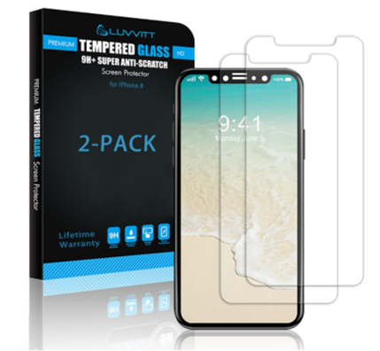 new product 3c1df 6b630 Best iPhone X Tempered Glass Screen Protectors Which You Can Buy