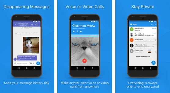 10 Best Encrypted Messaging Apps For Android You Should Use