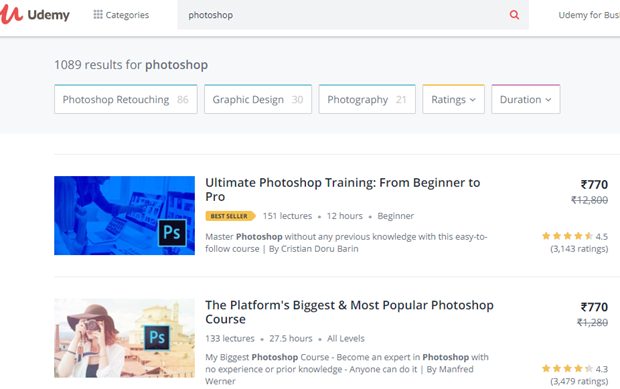 Top 10 Best Websites to Learn Photoshop (Free & Paid)