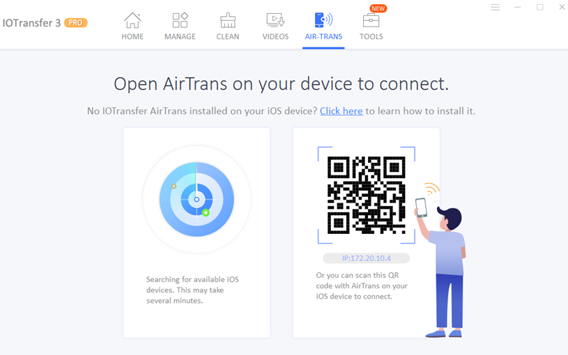 IOT Transfer 3 Review: iPhone Transfer And YouTube Video